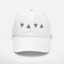Elemental Symbols Baseball Baseball Cap