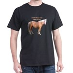 Dark T Shirt, Curly Stallion