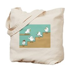 Vocal Parts Tote Bag