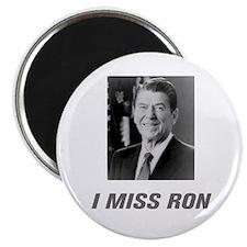 I Miss Ron Magnet