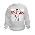 Baby's First Festivus Kids Sweatshirt