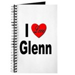 I Love Glenn Journal