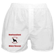 Help Newf Help Boxer Shorts
