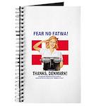 Fear No Fatwa Journal