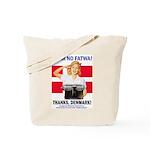 Fear No Fatwa Tote Bag