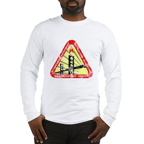 Starfleet Academy (worn look) Long Sleeve T-Shirt