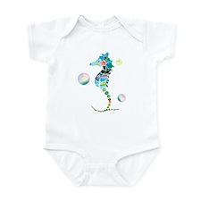 Seahorse Infant Bodysuit