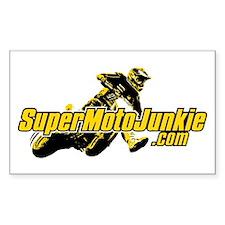 SupermotoJunkie.com Decal