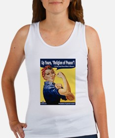 Up Yours, Islam! Women's Tank Top