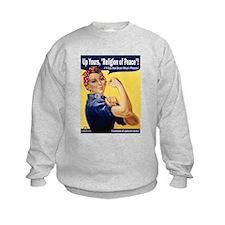 Up Yours, Islam! Sweatshirt