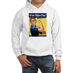 Up Yours, Islam! Hoodie