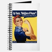 Up Yours, Islam! Journal