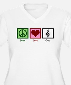 Peace Love Choir T-Shirt