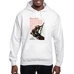 Prayer Against Dhimmitude Hooded Sweatshirt
