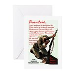Prayer Against Dhimmitude Greeting Cards (Package