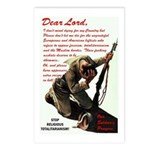 Prayer Against Dhimmitude Postcards (Package of 8)