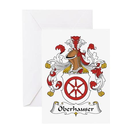 Oberhauser Greeting Card