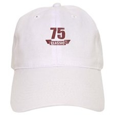 75th Birthday Classic Cap
