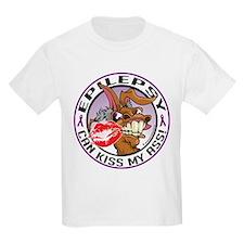 Epilepsy Can Kiss My Ass T-Shirt
