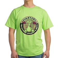 Epilepsy Cat Fighter T-Shirt