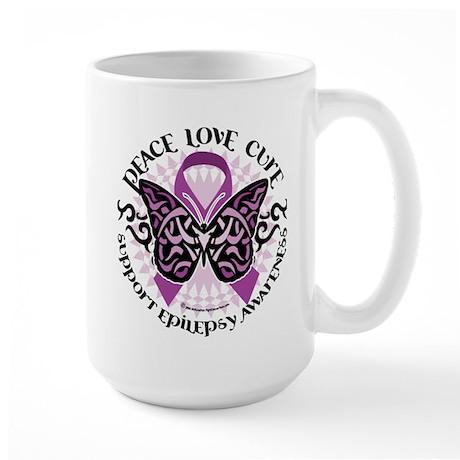 Epilepsy PLC Large Mug