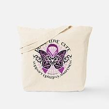 Epilepsy PLC Tote Bag