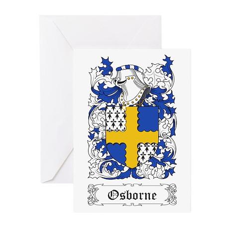 Osborne Greeting Cards (Pk of 10)