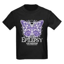 Epilepsy Butterfly T