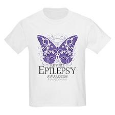 Epilepsy Butterfly T-Shirt