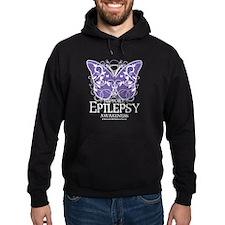 Epilepsy Butterfly Hoodie
