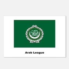 Arab League Flag Postcards (Package of 8)