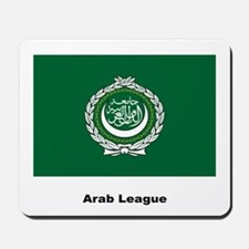 Arab League Flag Mousepad