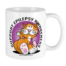 Epilepsy Cat Mug