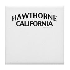 Hawthorne Tile Coaster