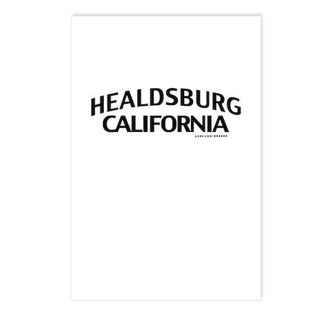 Healdsburg Postcards (Package of 8)