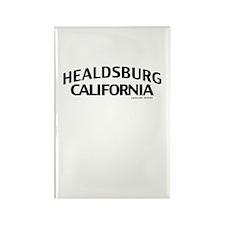 Healdsburg Rectangle Magnet