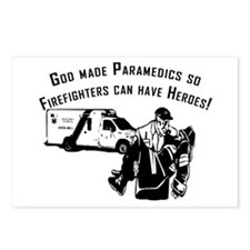 Paramedic Hero Postcards (Package of 8)