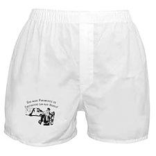 Paramedic Hero Boxer Shorts