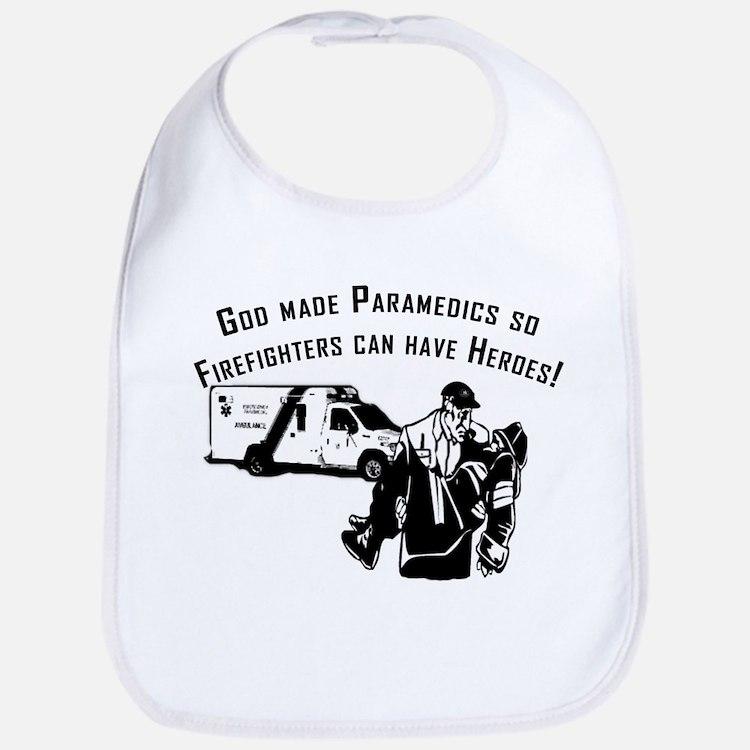 Paramedic Hero Bib