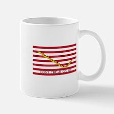 Naval Jack Don't Tread on Me Flag Mug