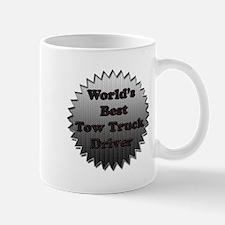 Cute Tow truck driver Mug