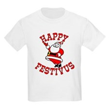 Santa and Festivus T-Shirt
