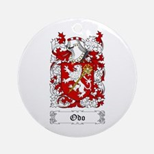 Odo Ornament (Round)