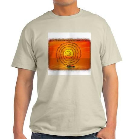 May 12th Fibromyalgia awarene Light T-Shirt