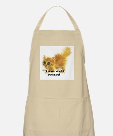 well rested BBQ Apron
