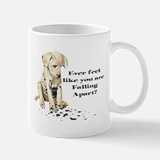 falling apart Mug