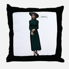 Funny Moving Throw Pillow
