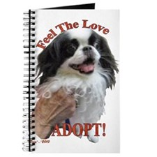 Adopt with Japanese Chin Journal