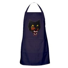 $24.99 Beware of WereWolf Dark Apron