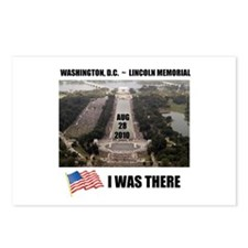 FREEDOM RALLY Postcards (Package of 8)